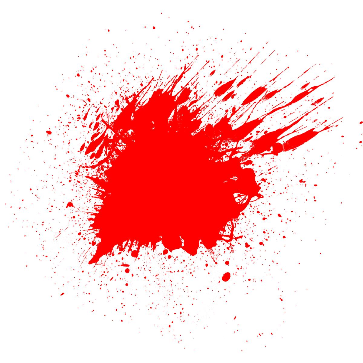 como quitar las manchas de sangre seca