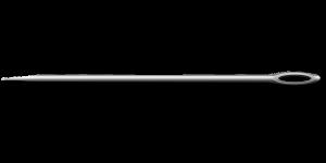 Qué es una aguja
