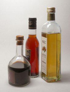 Quitar liendres con vinagre de vino