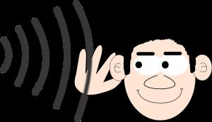 atraer a los demás escuchándolos