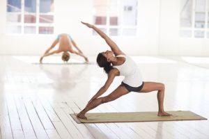 Beneficios del yoga en pareja
